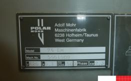 polar 76 em paper cutter for sale