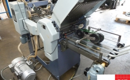 stahl t-36/4 pharmaceutical paper folding machine