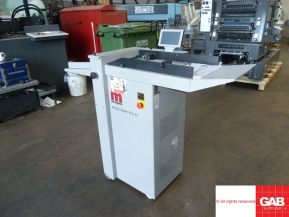Used Other Machinery morgana autocreaser pro-33 - card creasing machine