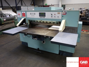 Used guillotine machines PERFECTA SEYPA 132 PAPER CUTTER
