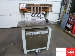 Used Other Machinery iram 16 multi headed paper drill
