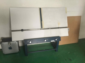 Used Pre - press Machinery BILLOWS PLATE PUNCH