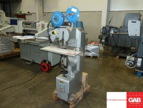 Used Other Machinery 1985 Worsley Brehmer Type S wire stitching machine