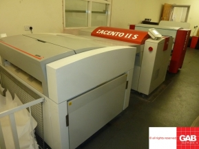 Used Pre - press Machinery 2007 Agfa Acento II S CTP system for sale