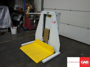 Used Other Machinery Used Polar LW600 pile hoist for sale