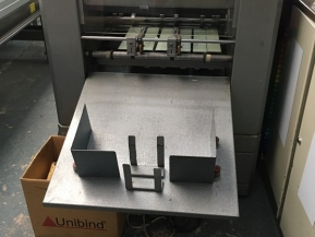 Used Other Machinery Rollem Auto 5 - Numbering, Perforating and creasing machine