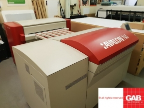 Used Pre - press Machinery Agfa Avalon N4 CTP systems - Screen PTR 4300S