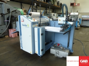 Used Other Machinery 2007 used thermal laminating machine - Tauler Printlam B2