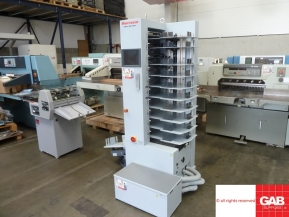 Used Other Machinery 2012 used horizon vac-1000a ten station collator