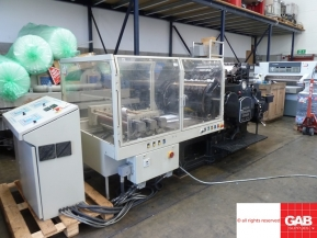 Used Die Cutters Finishing Machines Heidelberg SBG Cylinder with B&H Hot Foiling Attachment
