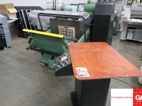 Used Die Cutters Finishing Machines Crosland hand fed platen for sale in UK