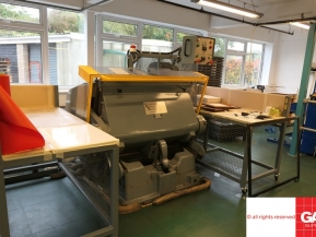 Used Die Cutters Finishing Machines Crosland TVG Hand Fed Platen - Fully Rebuild in 2016