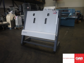 Used Other Machinery Heidelberg SM 102 plate bender from UK