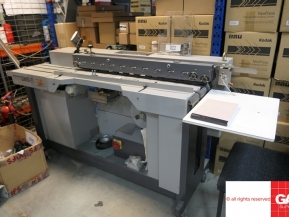Used Other Machinery Horizon GMS-7 spine tape binding machine from UK