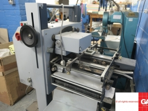 Used folder machines Horizon MKU-54 knife unit for sale in UK