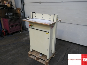 Used Other Machinery James Burn K50 wire-o-punching machine for sale