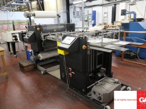 Used Other Machinery LSM Quick Silver 520 - Automatic Laminating and Encapsulating Machine
