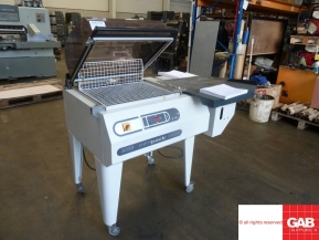 Used Other Machinery used shrink wrapping machine - minipack-torre sc55