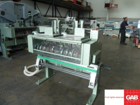 Used Other Machinery Muller Martini Type 1533 twin feeders for sale