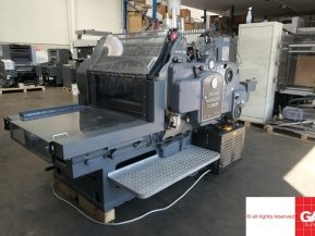 Used Die Cutters Finishing Machines Original Heidelberg S Cylinder die cutter for sale