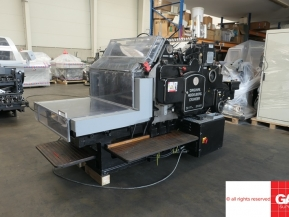 Used Die Cutters Finishing Machines Original Heidelberg SB Cylinder die cutting machine for sale