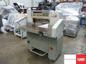 Used guillotine machines Used Polar 55 EM guillotine for sale