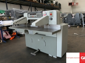 Used guillotine machines Polar 76EM guillotine for sale