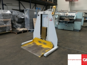 Used Other Machinery polar l600-w-3 paper stack lift for sale in UK
