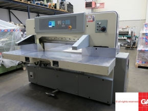 Used guillotine machines Paper Cutting Machine - Terry Cooper 115 CCM