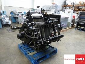 Used Die Cutters Finishing Machines Heidelberg T-Platen Letter Press Machine for sale