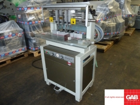 Used Other Machinery Used Iram 16 multi head paper drilling machine
