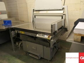 Used Other Machinery Polar RA-4 jogger with air removal bar for sale in UK - in top condition