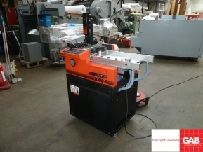 Used Other Machinery Used Socbox 7000S Crash Numbering Machine