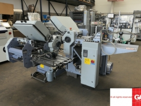 Used folder machines Stahl T36 Pharmaceutical paper folding machine for sale in UK
